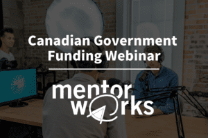 Canadian Government Funding Webinar