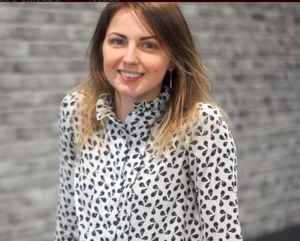 Greta Cutulenco is the CEO and co-founder of Acerta Analytics Solutions